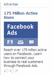 Facebook Touts 175 Million Users