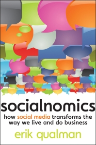 Socialnomics will be in book stores August 26, 2009