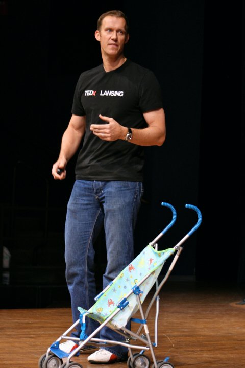 """Qualman at TedX"""