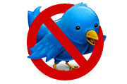 This morning's Twitter outage left several individuals and businesses frazzled